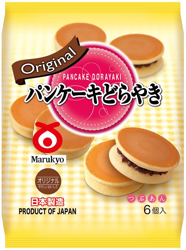 Pancake Dorayaki (Original) 6pcs