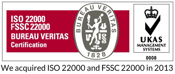 ISO22000/FSSC22000
